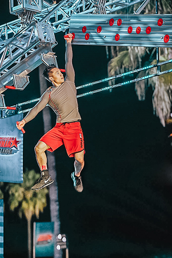 American Ninja Warrior Speaker Hoan Do